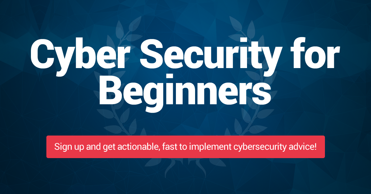 Cyber Security Course for Beginners - train your cyber senses